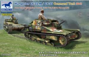 Tankette 35M Ansaldo