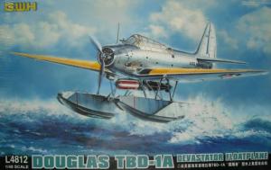 TBD-1A Devastator Floatplane