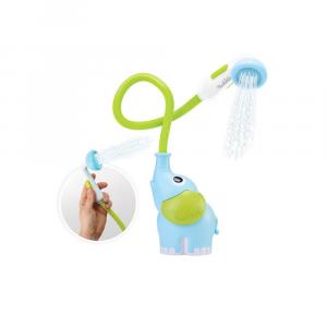 Elefantino con Doccino per il Bagnetto Yokidoo 40159 Blu
