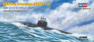 USS San Francisco (SSN-711)