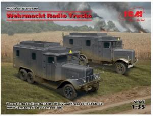 Wehrmacht Radio Trucks