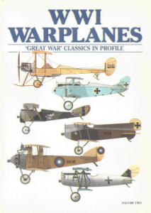 WWI Warplanes Vol. 2