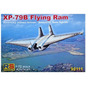 XP-79B FLYING RAM