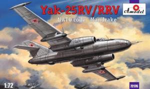 Yak-25RV/RRV