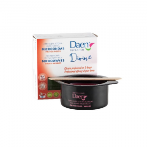 Daen Depilation Professional Depilatory Wax Microwaves Fruits Berries 100g