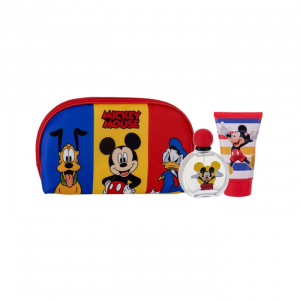 Disney Mickey Eau De Toilette Spray 50ml Set 3 Parti 2020