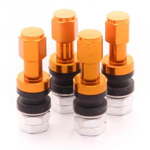 Set of Aluminum air valves JR v2 - GOLD