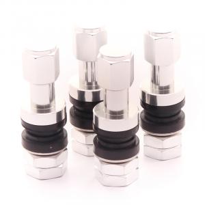 Set of Aluminum air valves JR v2 - SILVER