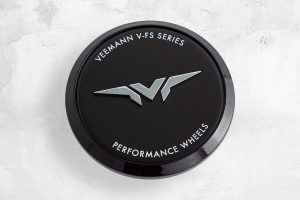 Set 4 VFS Performance Caps Black