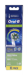ORAL-B CROSS ACTION CLEANMAXIMISER TESTINE DI RICAMBIO - 5 PEZZI