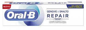 ORAL-B GENGIVE&SMALTO REPAIR SBIANCANTE DELICATO - 85ML