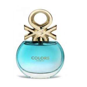 Benetton Colors Blue Eau De Toilette Spray 80ml