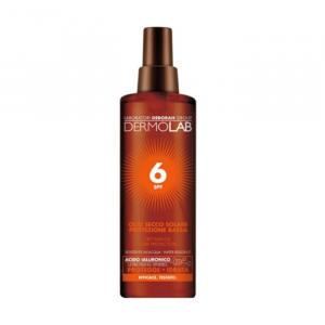 Dermolab Oleo Seco Solare Spf6 Spray 200ml