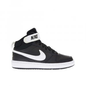 Nike Court Borough Mid Nera da Uomo