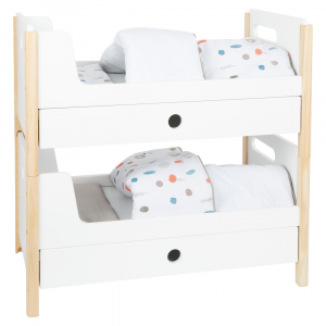 Letto a soppalco per bambole Little Button