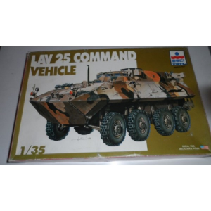 LAV 25 COMMAND VEHICLE ESCI