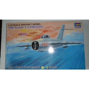 THE PLA AIR FORCE F-5 FIGHTER TRUMPETER