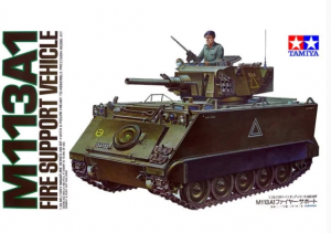 M113A1 Fire Suport Vehicle Tamiya 35107