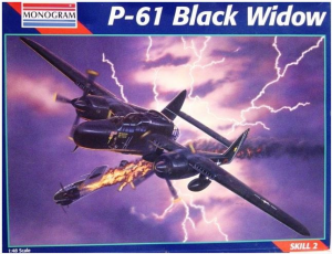 P-61 BLACK WIDOW