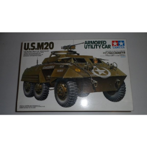 U.S.M20 ARMORED UTILITY CAR TAMIYA