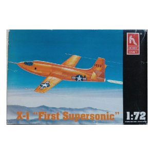 X-I FIRST SUPERSONIC