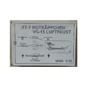 XT-7 ROTKAPCHEN RPM