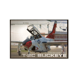 T-2C BUCKEYE ADVANCED JET TRAINER