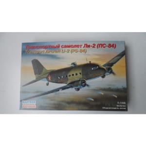 TRANSPORT AIRCRAFT LI-2 ( PS-84 ) EASTERN EXPRESS