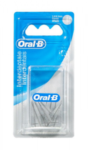 ORAL-B  -12 RICAMBI PER SET INTERDENTALE CONICO