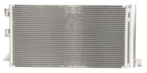 Condensatore climatizzatore Fiat, Panda 169, PLATINUM,