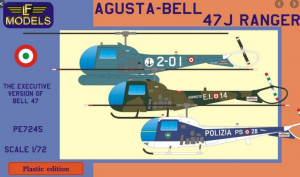 Agusta-Bell 47J Ranger