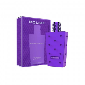 Police Shock-In-Scent Woman Eau De Parfum Spray 100ml