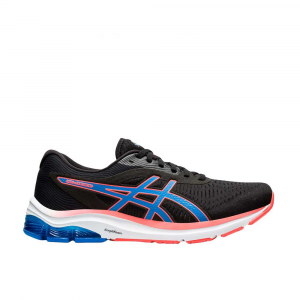 Asics Gel Pulse 12 Black DIrectoire Blue da Uomo