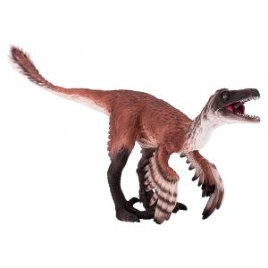 Statuina Animal Planet Troodon con mascella articolata