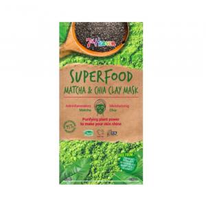 Montagne Jeunesse Superfood Matcha & Chia Clay Mask 10g