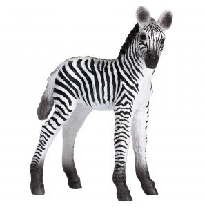 Statuina Animal Planet Cucciolo di zebra