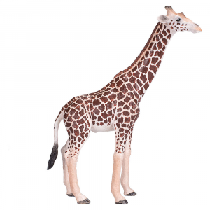 Statuina Animal Planet Maschio di giraffa