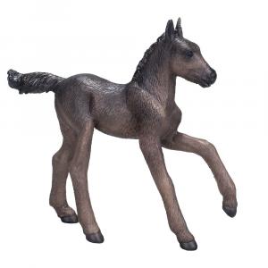 Statuina Animal Planet Puledro Arabo dal manto nero