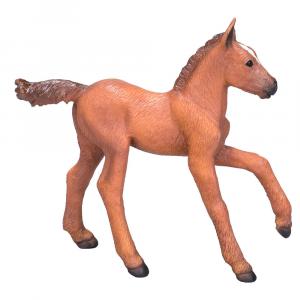 Statuina Animal Planet Puledro Arabo dal manto marrone