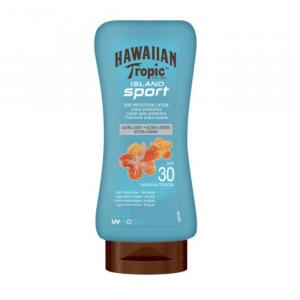 Hawaiian Tropic Island Sport Lozione Ultra Leggera Spf30 180ml