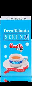 Sereno decaffeinato - Quarta Caffè