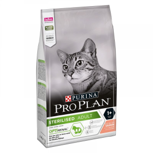 PURINA PRO PLAN OPTIRENAL STERILISED 1+ RICCO IN SALMONE 1,5KG - OFFERTA!