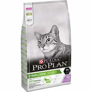 PURINA PRO PLAN OPTIRENAL STERILISED 1+ RICCO IN TACCHINO 1,5KG - OFFERTA!