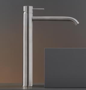 MIL17S Miscelatore monoforo per lavabo alto inox CEA DESIGN