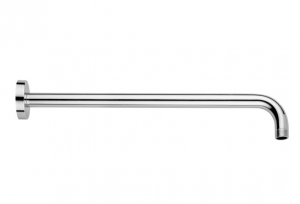Braccio doccia cromo cm 30 tondo