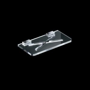 Portaoggetti doccia in plexiglass S021