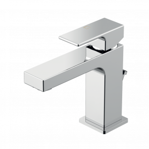 Mix lavabo Kubik GATTONI con piletta di scarico 2576
