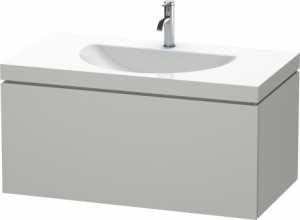 Mobile L-Cube Lavabo consolle c-bonded  Cod. Art. LC6901 O