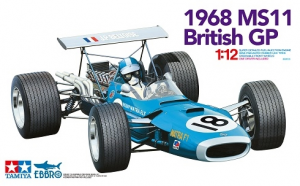 MATRA MS11 F1 BritIsh GP 1968