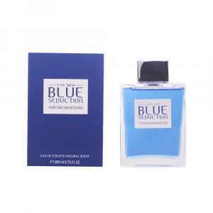 Antonio Banderas Blue Seduction Man Edt 200ml Spray